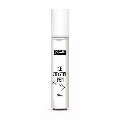 Jégkristály toll